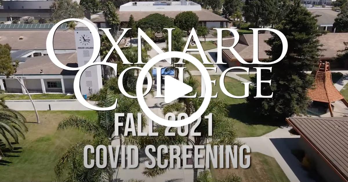 Fall 202 Covid screening